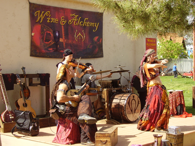 Entertainers Wine and Alchemy