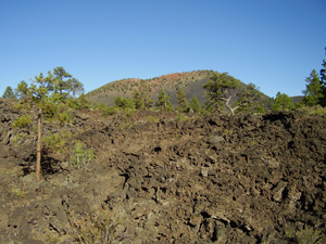 Bonito Lava Flow, Sunset Crater National Monument